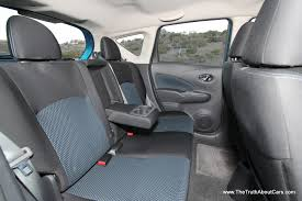 nissan versa interior 2014 nissan versa note interior 007 the truth about cars