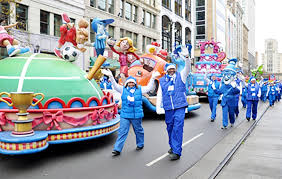 national broadcast of detroit thanksgiving parade within sight