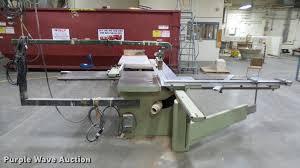 Sliding Table Saw For Sale Scmi S116w Sliding Table Saw Item Dw9217 Tuesday Decembe