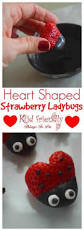 White Chocolate Covered Strawberries Kids Valentine U0027s Day Special 2 Ingredient Strawberry White