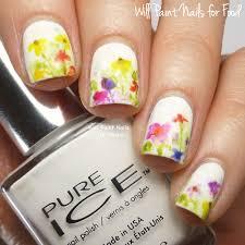30 best of spring nail art designs katty nails katty nails 27