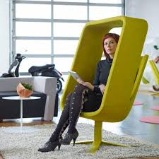 windowseat canopy chair chartreuse haworth touch of modern