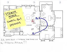 Clue Movie House Floor Plan Richard Castle U0027s Secret Lair Castle Tv Series Nathan Fillion U0026
