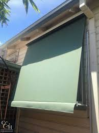 Window Awning Fabric Awning Hardware Fabric With Galvanized Steel Frame And Ceiling
