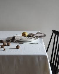 Informal Table Setting by Simple Natural Styling For An Informal Christmas Table U2014 Design Hunter