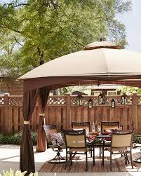 Lowes Patio Gazebo Canopy Design Awesome Lowes Outdoor Canopy Patio Gazebo Clearance