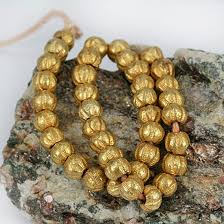 gold beaded necklace india images Indian gold lac bead necklace jpg