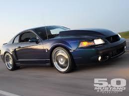 2004 Mustang Cobra Black Twin Turbocharged 2004 Ford Mustang Cobra 5 0 Mustang U0026 Super