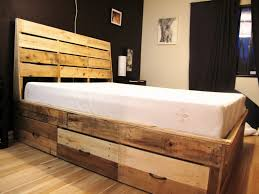 uncategorized build a twin platform bed frame easy woodworking