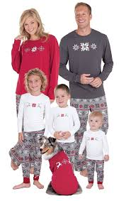 sleepytimepjs family matching nordic pajamas