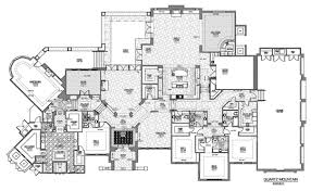 luxury house plans with pools luxury floor plans quartz mountain residence by phillips luxury