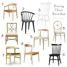 Best Dining Chairs Dining Chair Roundup Becki Owens
