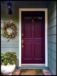 Exterior Door Colors 12 Colorful Front Doors Front Doors Bald Hairstyles And Bright