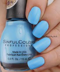 sinful colors kandee johnson nail polish collection be happy and