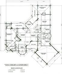 log home floor plan greater than 5000 square feet sq ft sc floo