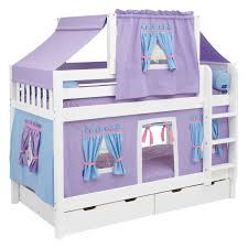 girls dollhouse bed cute bunk beds for girls video and photos madlonsbigbear com