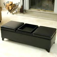Big Ottoman Ottoman Tray Large Ottoman Tray Coffee Table Medium Size Of