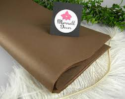 brown tissue paper brown tissue paper etsy