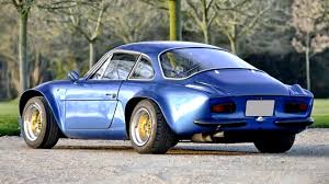 renault alpine classic renault alpine a110 1300 group 4 1971 youtube