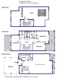 Boston College Floor Plans by Emirates Hills Dubai Floor Plans