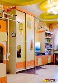 cupboard design for children room gharexpert