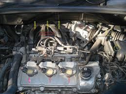 lexus rx330 usb 2006 rx330 awd rear spark plug replacement clublexus lexus