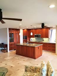 vacation home kitchen design the tile flooring pattern designed for this hawaiian vacation home