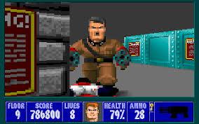 Wolfenstein 3d Maps Retrowatch Wolfenstein 3d The Granddaddy Of Fps U0027s Wolfenstein 3d