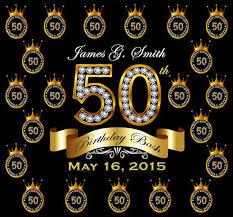 50 birthday party ideas 50th birthday backdrop 43 best 50th birthday party ideas images on