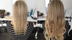 in hair extensions reviews glam seamless in hair extension review