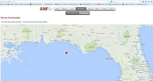Panhandle Florida Map by 10 30 2014 U2014 Florida 4 5m Earthquake U2013 Nw Panhandle Near Oil