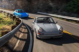 porsche 911 vintage an afternoon with two vintage porsche 911s re imagined by la u0027s