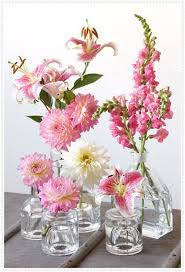 Glass Vases For Weddings Best 25 Small Vases Ideas On Pinterest Small Rose Centerpiece