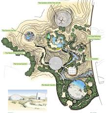 saudi arabia to grow world u0027s largest crescent shaped garden of