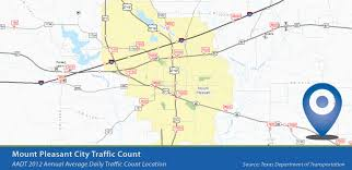 Maps Traffic Maps Mount Pleasant Edc
