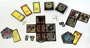 amazon com betrayal at house on the hill 2nd edition toys u0026 games