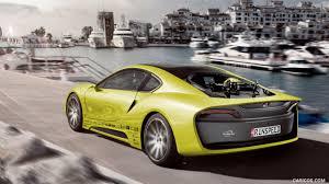 Bmw I8 Yellow - 2016 rinspeed etos based on bmw i8 rear hd wallpaper 13