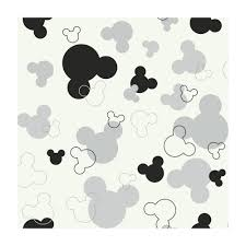york wallcoverings mickey mouse heads wallpaper dk5929 the home