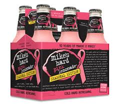 how much alcohol is in mike s hard lemonade light critics blast mike s hard lemonade for breast cancer awareness promotion