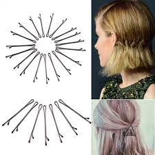 hair pins 60pcs black invisible hair wave hair pins grips