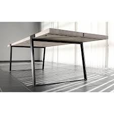 Esszimmertisch Aus Paletten Esstisch Gigant I Eiche Massiv Stahl Tisch Pinterest Stahl