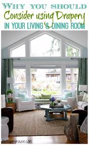 Living Room Window Curtains by Best 20 Farmhouse Window Treatment Accessories Ideas On Pinterest