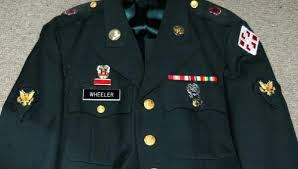 class a uniform setup army jacket pictures to pin on pinterest