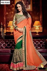 Reception Sarees For Indian Weddings Latest Party Wear Sarees