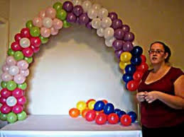how to make a balloon arch how to make a balloon arch