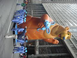 bear in the big blue house 30 u0027 fabulous inflatables