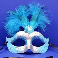 feather masks mardi gras feather masks quinceanera style