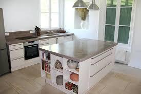 béton ciré plan de travail cuisine castorama beton cire cuisine vous avez un projet de chantier beton cire plan