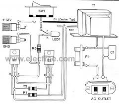 simple 100w inverter circuit diagram and its working u2013 readingrat net