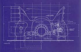 Blueprints by Build Your Own 1989 Batmobile Using These Blueprints Autoevolution